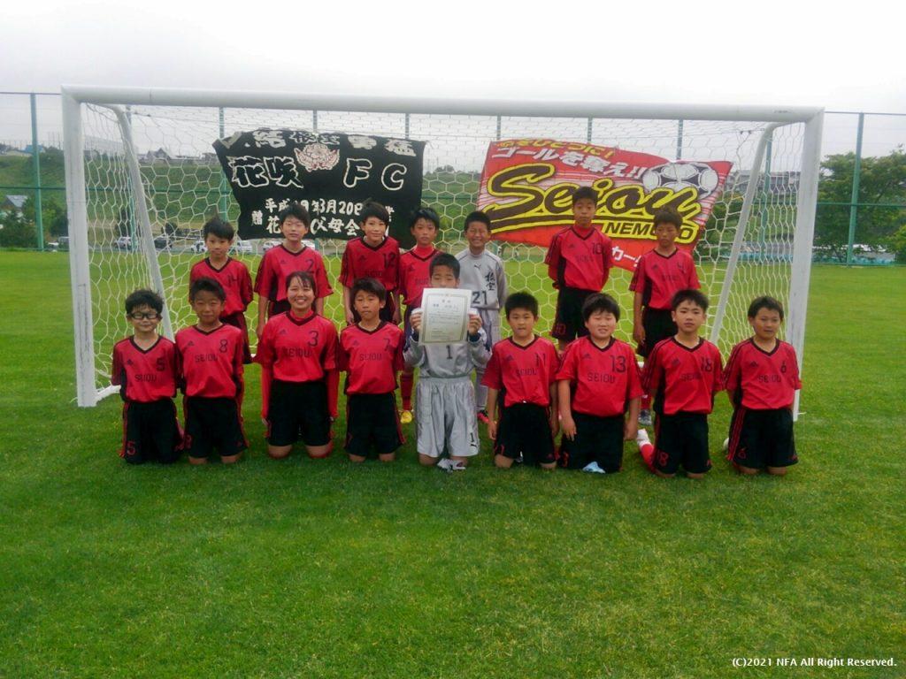 優勝:成央FC